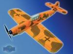 micro Bf 109F