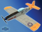 micro P-51 D