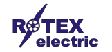 Logo Rotex Electric